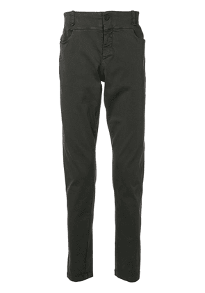 Transit straight-leg trousers - Grey