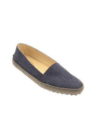 Tod's Espadrilles in Blue