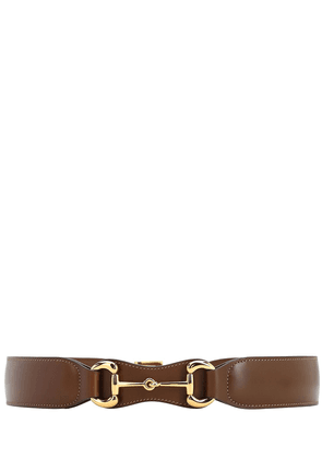 35mm Morsetto Leather Belt