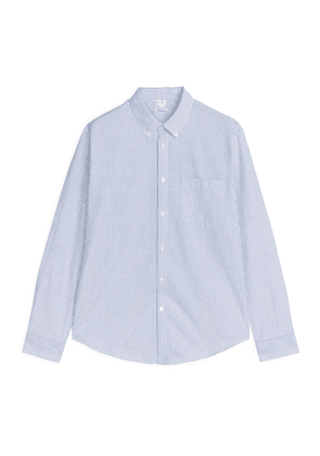 Shirt 3 Oxford - Blue
