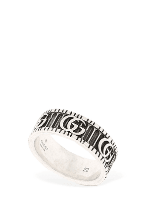 8mm Gg Logo Ring