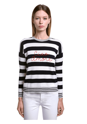 Ciao Amore Wool Blend Sweater