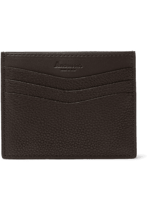 Anderson's - Full-grain Leather Cardholder - Brown