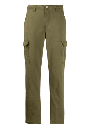 7 For All Mankind tapered leg cargo pants - Green