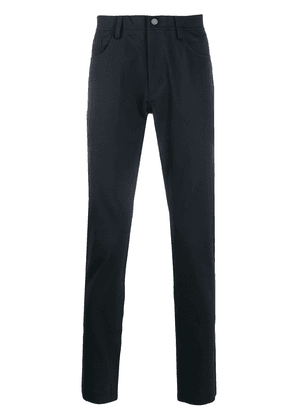 Theory slim-fit trousers - Blue