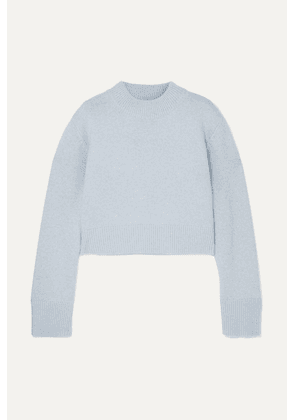 Co - Cashmere Sweater - Blue