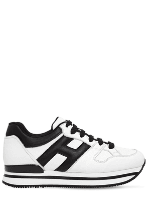 50mm H222 Leather Sneakers