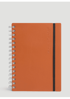 Vacavaliente A5 Ruled Notepad in Brown size One Size
