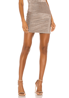 ALIX NYC Seeley Skirt in Pink. Size S,XS.