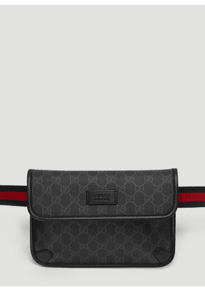 Gucci GG Belt Bag in Black size One Size