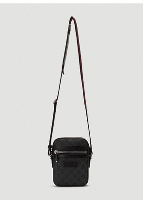 Gucci Classic GG Crossbody Bag in Black size One Size