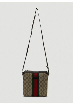 Gucci GG Crossbody Bag in Beige size One Size