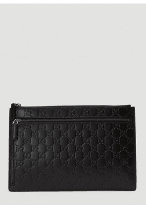 Gucci GG Pouch in Black size One Size
