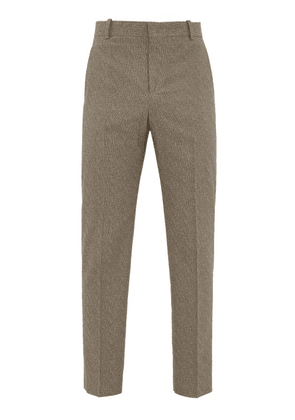 Isabel Marant - Lowen Tailored Trousers - Mens - Grey