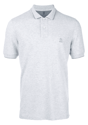 Cotton Polo Shirt With Logo