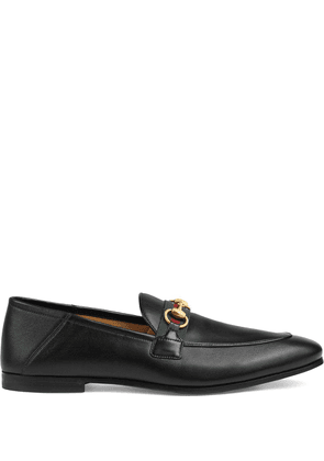 Leather Brixton Loafers