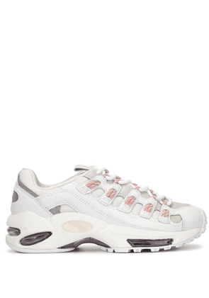 Puma ridged sole lace-up sneakers - Grey