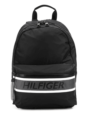 Tommy Hilfiger logo detail backpack - Black