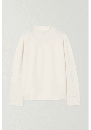 Theory - Cashmere Sweater - Ivory