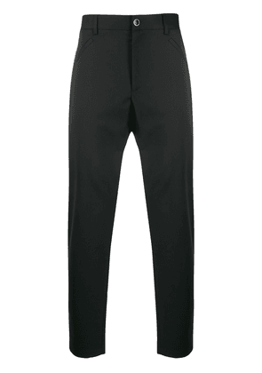 Just Cavalli tapered trousers - Black