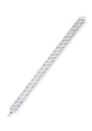 Diamante Double-Pear Bracelet