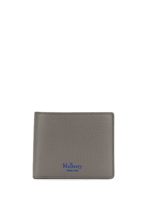 Mulberry eight card wallet - Grey