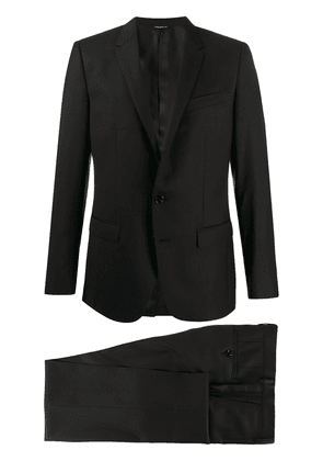 Dolce & Gabbana two-piece tailored suit - Black