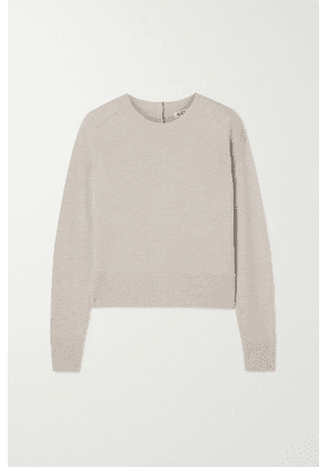 Alex Mill - Merino Wool Sweater - Mushroom
