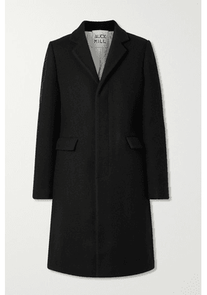 Alex Mill - Brittany Wool-blend Coat - Black
