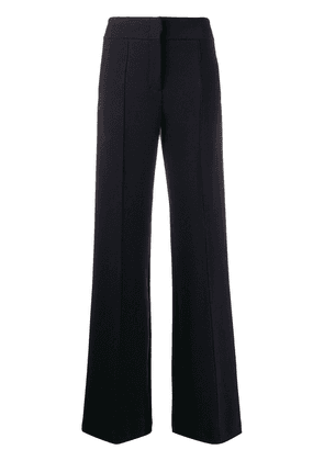 Dorothee Schumacher flared style trousers - Blue