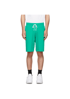 District Vision Green Reigning Champ Edition French Terry Shorts