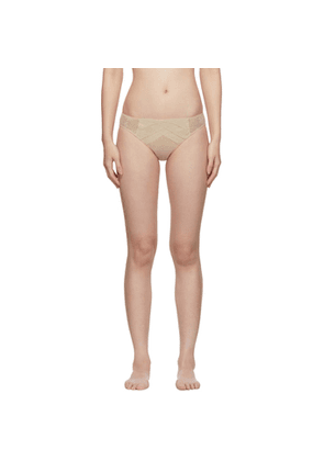 Chantal Thomass Pink Encens Moi Briefs
