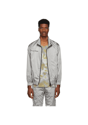 Filling Pieces Grey Logo Track Jacket