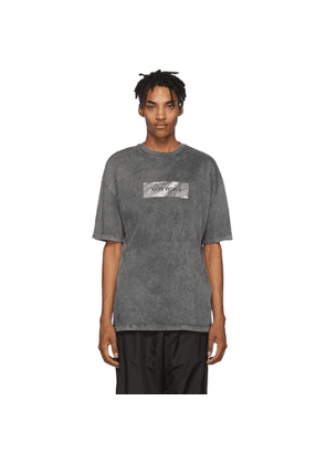 Filling Pieces Black New World T-Shirt