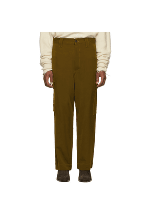 Enfants Riches Deprimes Brown 98 Bully Cargo Pants