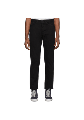 Enfants Riches Deprimes Black High-Waisted Jeans