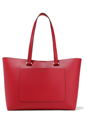 Donna Karan Karla Leather Tote Woman Red Size --