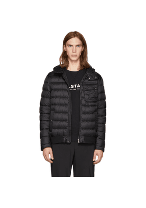 Belstaff Black Down Streamline Jacket
