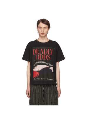 Enfants Riches Deprimes Black Deadly Odds T-Shirt
