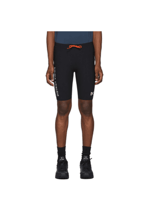 District Vision Black Speed Tight Shorts