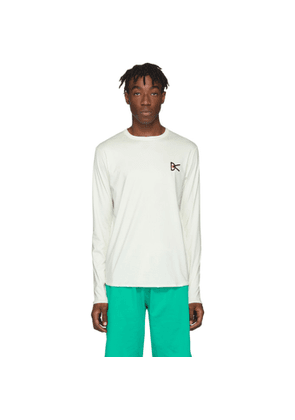 District Vision Off-White Air-Wear Long Sleeve T-Shirt