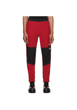 The North Face Red 95 Retro Denali Lounge Pants