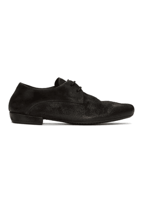 Marsell Black Antroccolo Derbys