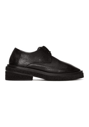 Marsell Black Pomice Derbys