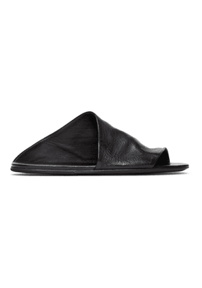 Marsell Black Arsella Sandals