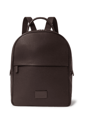 Anderson's - Full-grain Leather Backpack - Brown