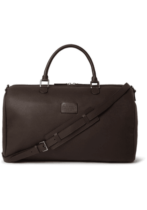 Anderson's - Full-grain Leather Holdall - Brown
