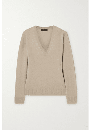 Theory - Cashmere Sweater - Beige