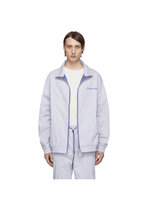 Filling Pieces Blue Sottomarina Track Jacket