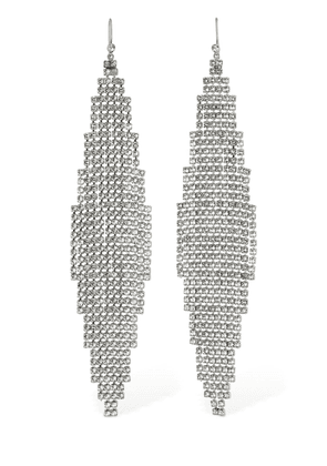 Smoking Mesh Drop Earrings